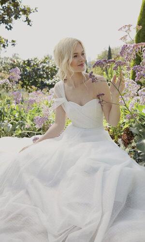 Grace dress - White Satin Bridal Boutique Ottawa - Designer & Luxury Wedding Gown - Off the rack & custom order - Bridal Seamstress