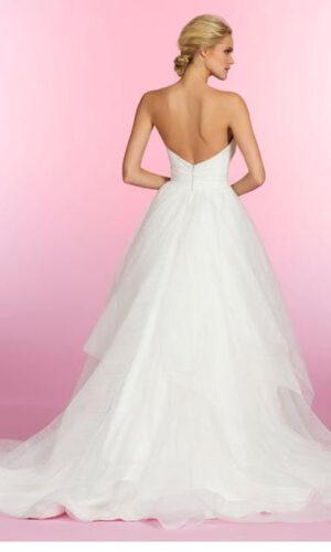 Esther Hayley Paige - White Satin Bridal Boutique Ottawa - Designer & Luxury Wedding Gown - Off the rack & custom order - Bridal Seamstress