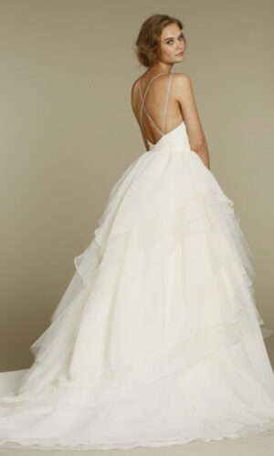 Hattie Hayley Paige - White Satin Bridal Boutique Ottawa - Designer & Luxury Wedding Gown - Off the rack & custom order - Bridal Seamstress