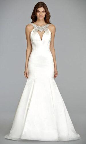 Kollender Front Hayley Paige - White Satin Bridal Boutique Ottawa - Designer & Luxury Wedding Gown - Off the rack & custom order - Bridal Seamstress