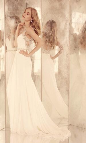 Portia Hayley Paige - White Satin Bridal Boutique Ottawa - Designer & Luxury Wedding Gown - Off the rack & custom order - Bridal Seamstress