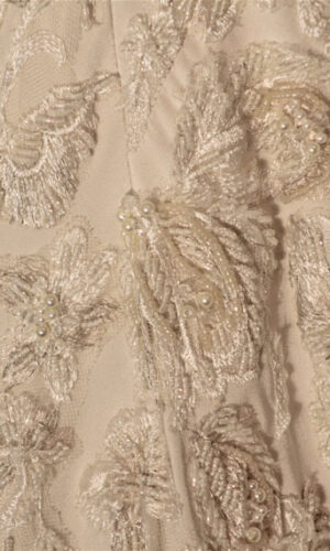 Celine Close Up by Jenny Yoo - White Satin Bridal Boutique Ottawa - Designer & Luxury Wedding Gown - Off the rack & custom order - Bridal Seamstress