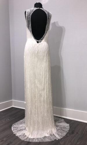 Spring Back by Sarah Seven - White Satin Bridal Boutique Ottawa - Designer & Luxury Wedding Gown - Off the rack & custom order - Bridal Seamstress