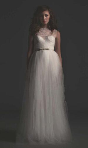 Wilde by Sarah Seven - White Satin Bridal Boutique Ottawa - Designer & Luxury Wedding Gown - Off the rack & custom order - Bridal Seamstress