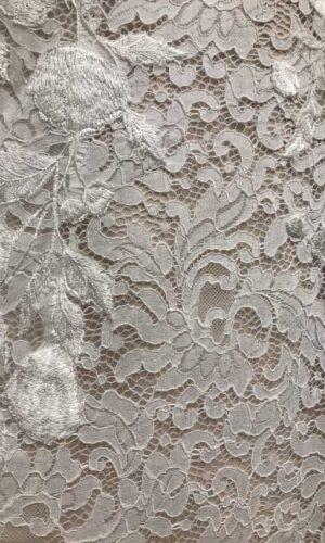 Close Up Bluma by Willowby - White Satin Bridal Boutique Ottawa - Designer & Luxury Wedding Gown - Off the rack & custom order - Bridal Seamstress