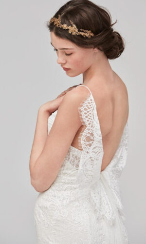 Zoomed Papella by Willowby - White Satin Bridal Boutique Ottawa - Designer & Luxury Wedding Gown - Off the rack & custom order - Bridal Seamstress