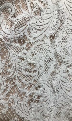 Udara Close Up by Willowby - White Satin Bridal Boutique Ottawa - Designer & Luxury Wedding Gown - Off the rack & custom order - Bridal Seamstress