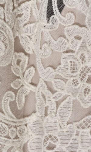 Esperance Close Up by Willowby - White Satin Bridal Boutique Ottawa - Designer & Luxury Wedding Gown - Off the rack & custom order - Bridal Seamstress