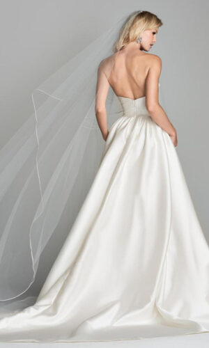 Atlee Back by Wtoow by Watters - White Satin Bridal Boutique Ottawa - Designer & Luxury Wedding Gown - Off the rack & custom order - Bridal Seamstress