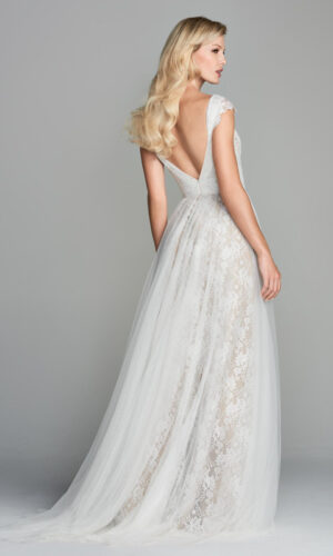 Fairley Back by Wtoow by Watters - White Satin Bridal Boutique Ottawa - Designer & Luxury Wedding Gown - Off the rack & custom order - Bridal Seamstress