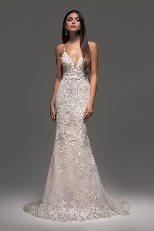 Tara Keely 1 - White Satin Bridal Boutique Ottawa - Designer & Luxury Wedding Gown - Off the rack & custom order - Bridal Seamstress