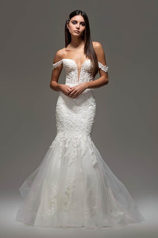 Tara Keely 3 - White Satin Bridal Boutique Ottawa - Designer & Luxury Wedding Gown - Off the rack & custom order - Bridal Seamstress